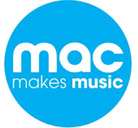 BMEP - mac makes music Logo - Services For Education - Music Service