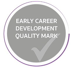 Early Career Development Quality Mark Logo - Services For Education