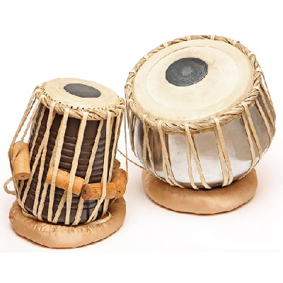 Tabla drums by themselves. Representing world music exams