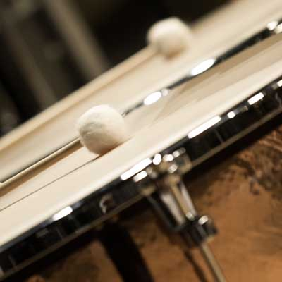 A picture of a drum. Representing SEND Music Specialist
