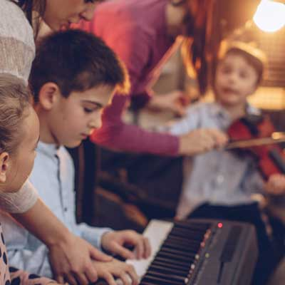 Reel Music - Music Service - Services For Education