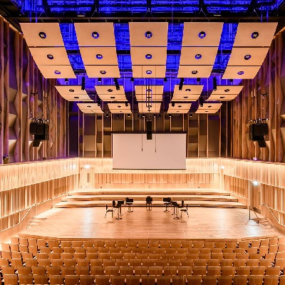 Picture of Bradshaw Hall at The Royal Birmingham Conservatoire
