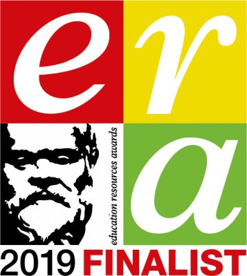ERA2019 Finalist Logo. Services For Education are finalists in 2019