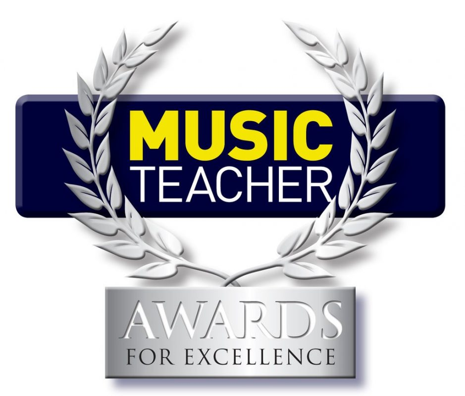 Music Teacher Awards For Excellence Logo - Services For Education