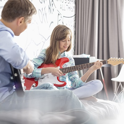 primary school electric guitar tuition eyfs music programme services for education. Black Bedroom Furniture Sets. Home Design Ideas