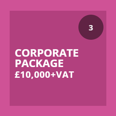 Corporate sponsorship package