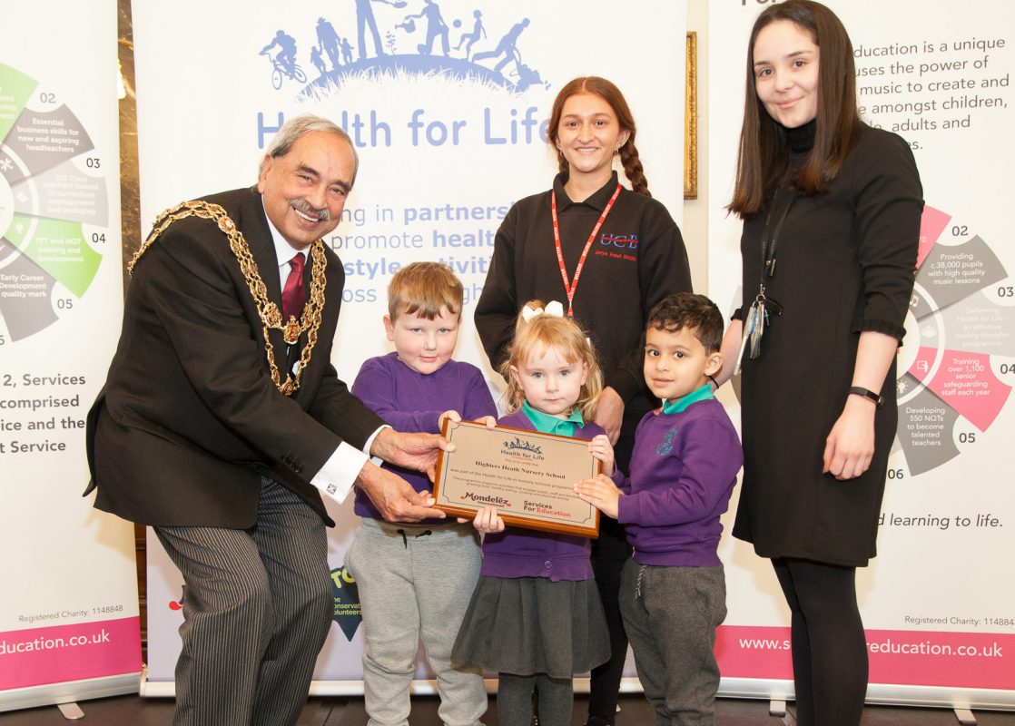 Lord Mayor of Birmingham, Councillor Mohammed Azim